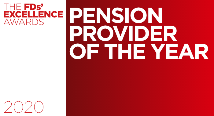 Scottish Widows crowned best pensions provider in FD excellence survey 2020