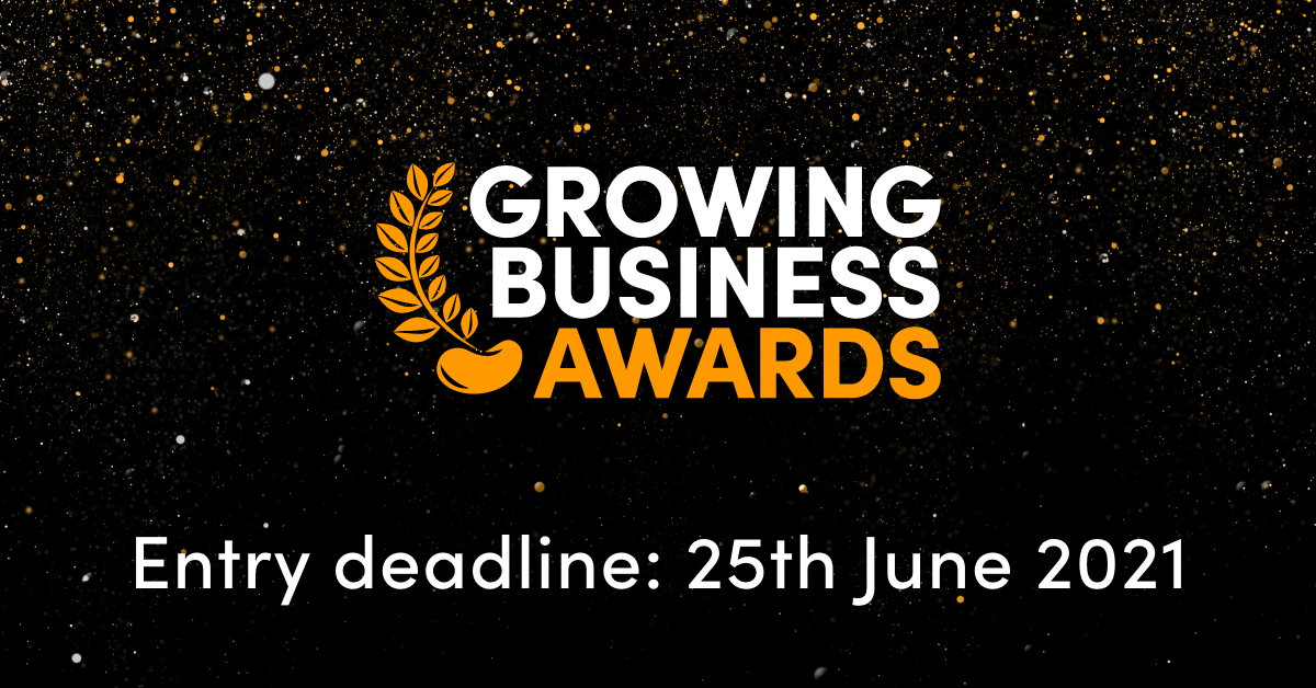 Celebrate your growth at the 23rd annual Growing Business Awards