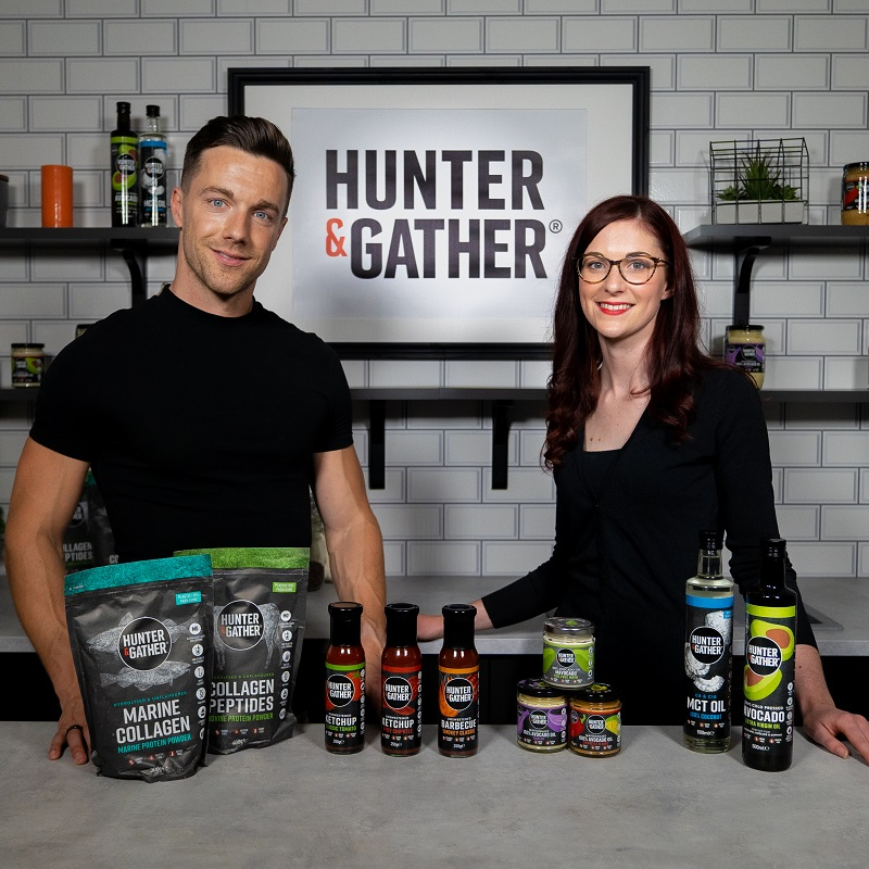 Amy Moring and Jeff Webster, Hunter & Gather