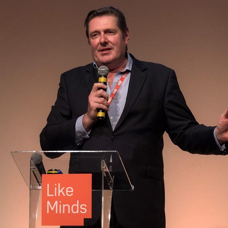 Drew Ellis, Founder of Like Minds