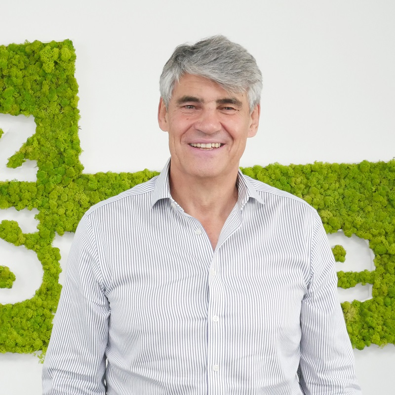 John Spencer, Chief Executive of BizSpace